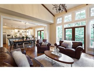 "Photo 1: 3849 154TH ST in Surrey: Morgan Creek House for sale in ""Iron Wood"" (South Surrey White Rock)  : MLS®# F1125082"