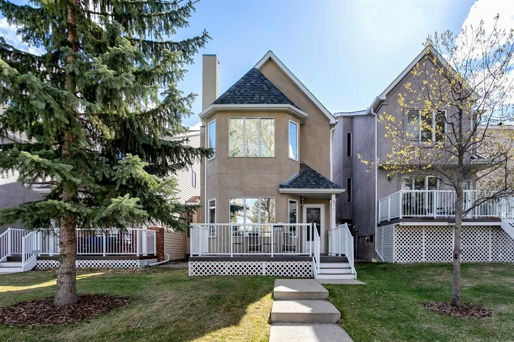 Main Photo: 1222 15 Street SE in Calgary: Inglewood Detached for sale : MLS®# A1086167