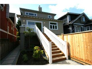 Photo 10: 3541 W 8TH Avenue in Vancouver: Kitsilano 1/2 Duplex for sale (Vancouver West)  : MLS®# V900175