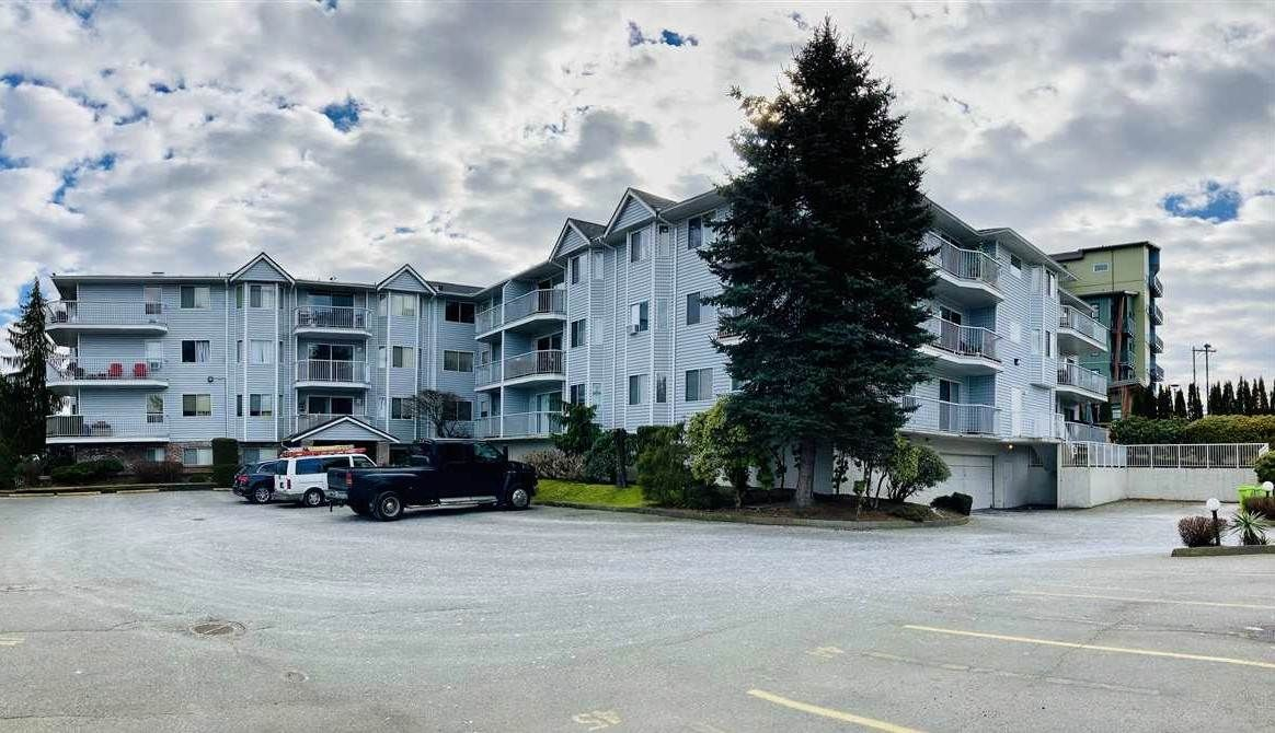 "Main Photo: 105 2750 FULLER Street in Abbotsford: Central Abbotsford Condo for sale in ""Valley View Terrace"" : MLS®# R2556219"