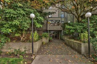Photo 1: 207 225 MOWAT STREET in New Westminster: Uptown NW Condo for sale : MLS®# R2223362