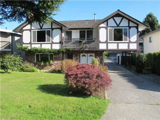 Photo 1: 615 CUMBERLAND Street in New Westminster: The Heights NW House for sale : MLS®# V1032577