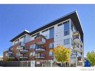 Photo 1: 201 932 JOHNSON St in VICTORIA: Vi Downtown Condo for sale (Victoria)  : MLS®# 743864