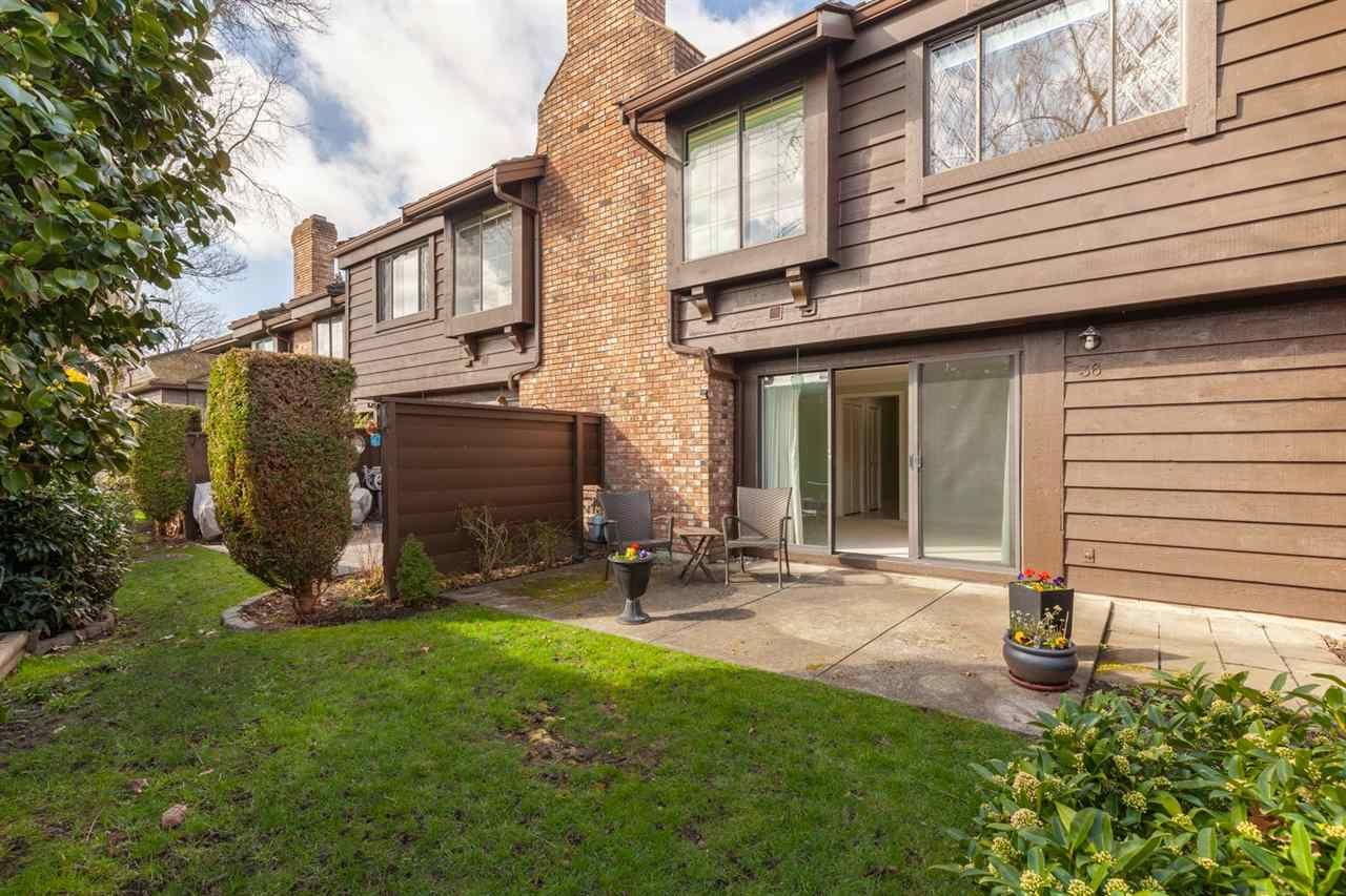 """Main Photo: 36 8111 SAUNDERS Road in Richmond: Saunders Townhouse for sale in """"Osterley Park"""" : MLS®# R2559031"""