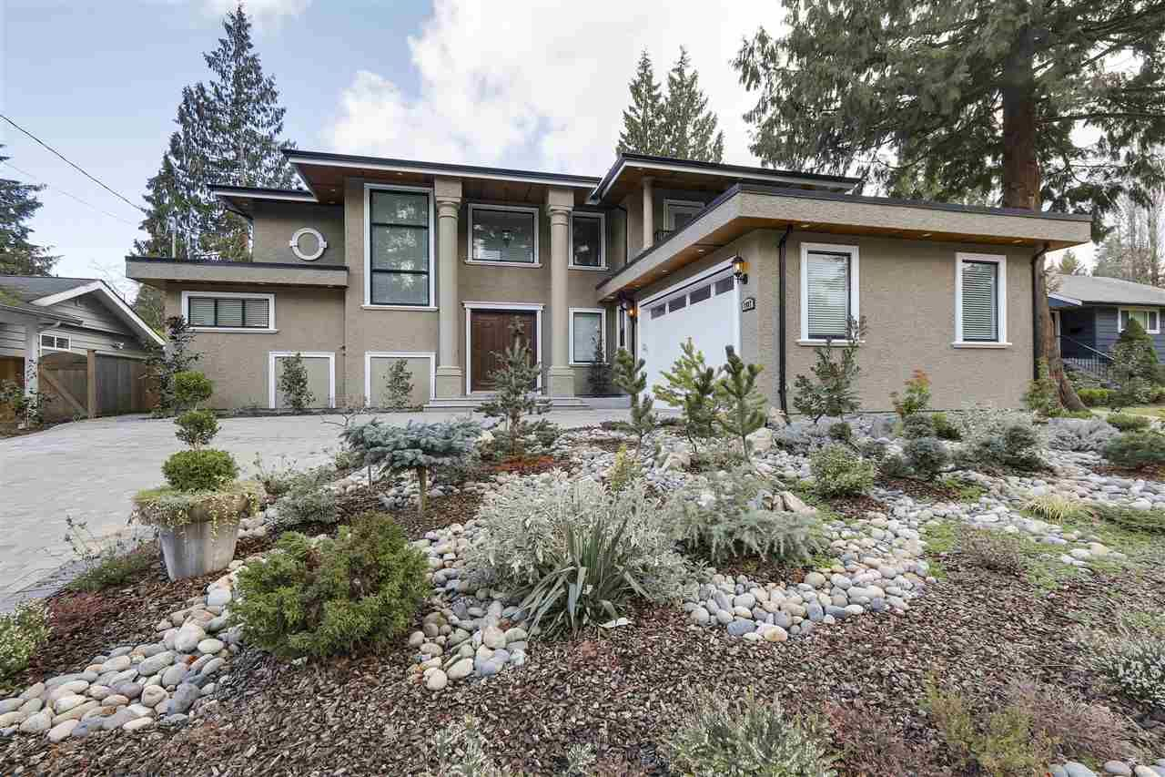 Main Photo: 1987 BERKLEY AVENUE in North Vancouver: Blueridge NV House for sale : MLS®# R2143330