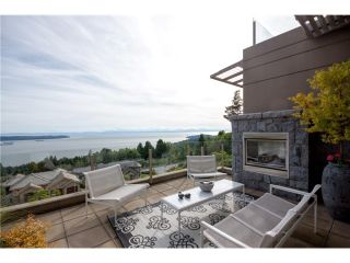 """Photo 9: # 103 2575 GARDEN CT in West Vancouver: Whitby Estates Townhouse for sale in """"AERIE 11"""" : MLS®# V1011354"""