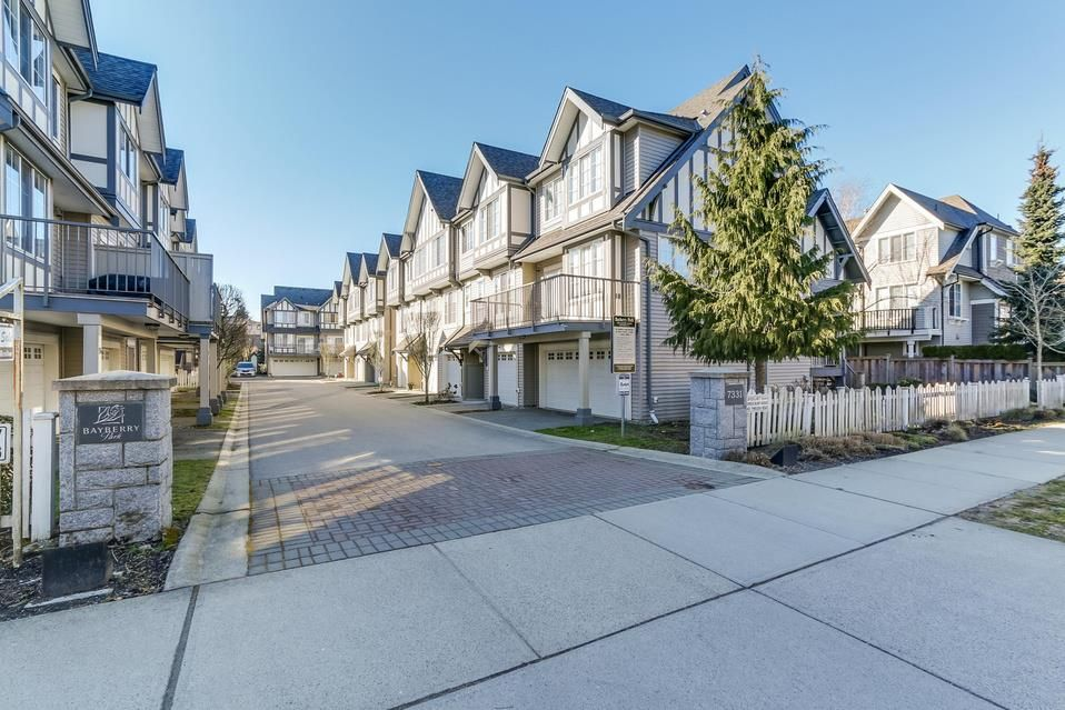 Main Photo: 52 7331 HEATHER STREET in : McLennan North Townhouse for sale : MLS®# R2142926
