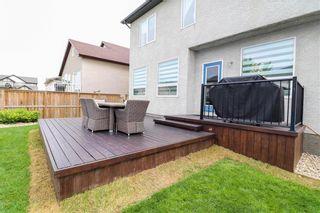 Photo 32: 165 Purple Sage Crescent in Winnipeg: Sage Creek Single Family Detached for sale (2K)  : MLS®# 202021635
