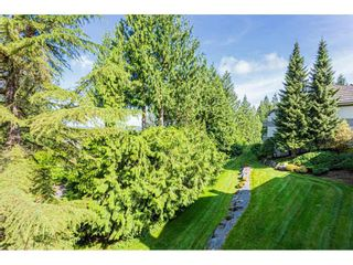 """Photo 34: 18 4001 OLD CLAYBURN Road in Abbotsford: Abbotsford East Townhouse for sale in """"Cedar Springs"""" : MLS®# R2469026"""