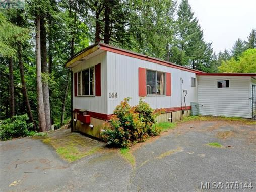 Main Photo: 144 2500 Florence Lake Rd in VICTORIA: La Florence Lake Manufactured Home for sale (Langford)  : MLS®# 759327