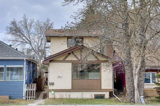 Main Photo: 2211 8 Avenue SE in Calgary: Inglewood Detached for sale : MLS®# A1099427