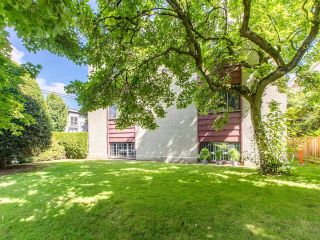 """Photo 4: 101 2880 OAK Street in Vancouver: Fairview VW Condo for sale in """"KINGSMERE MANOR"""" (Vancouver West)  : MLS®# R2597060"""