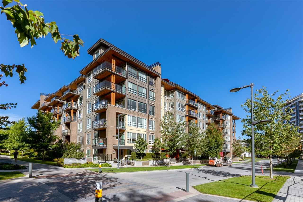 Main Photo: 611 3462 ROSS DRIVE in Vancouver: University VW Condo for sale (Vancouver West)  : MLS®# R2492619