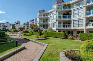 """Photo 1: 102 1220 LASALLE Place in Coquitlam: Canyon Springs Condo for sale in """"Mountainside Place"""" : MLS®# R2202260"""
