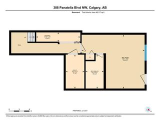 Photo 33: 388 Panatella Boulevard NW in Calgary: Panorama Hills Row/Townhouse for sale : MLS®# A1114400