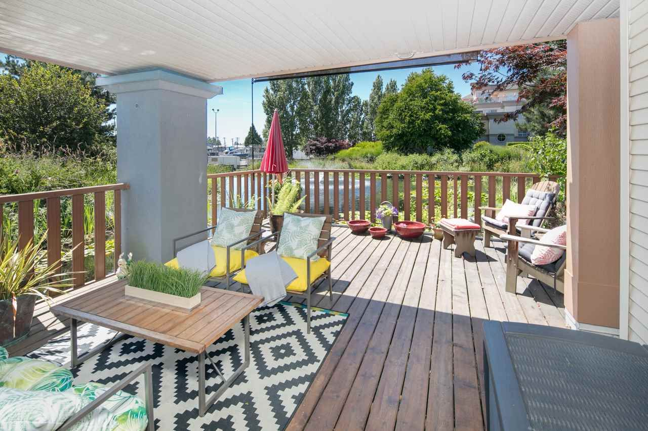 """Main Photo: 124 5600 ANDREWS Road in Richmond: Steveston South Condo for sale in """"LAGOONS"""" : MLS®# R2184932"""