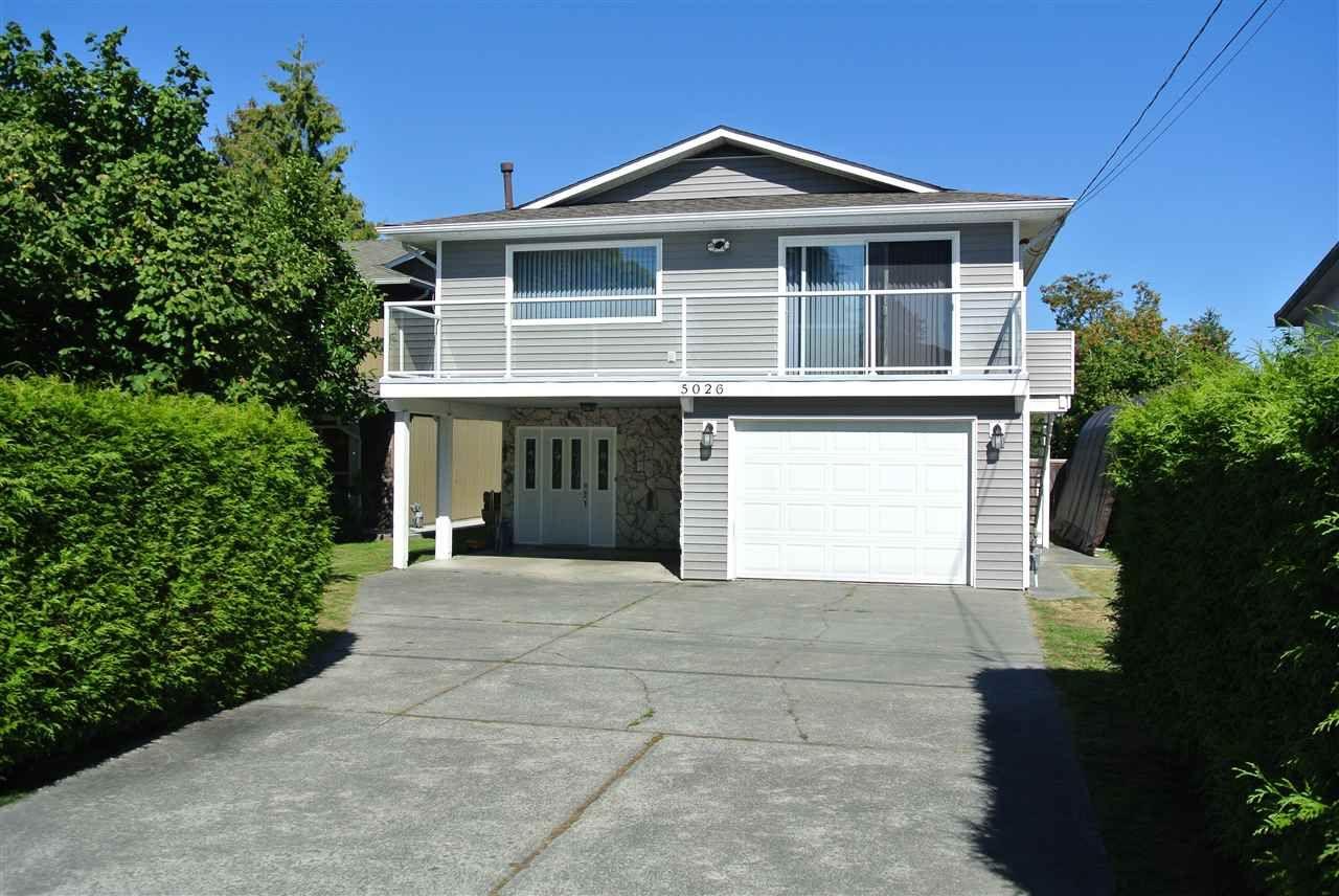 Main Photo: 5026 55B Street in Delta: Hawthorne House for sale (Ladner)  : MLS®# R2094905