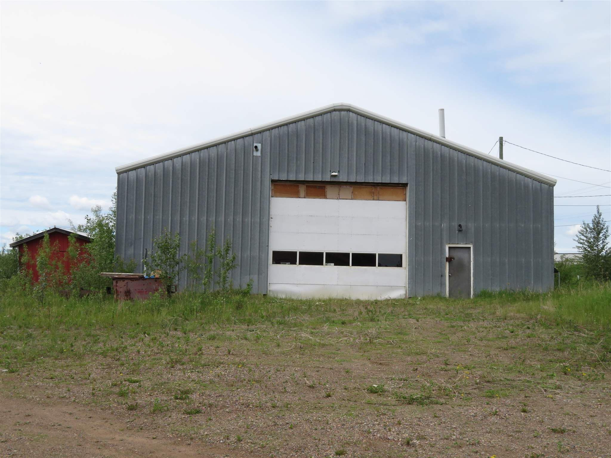 Main Photo: 4619 46 Street in Fort Nelson: Fort Nelson -Town Industrial for sale (Fort Nelson (Zone 64))  : MLS®# C8038908
