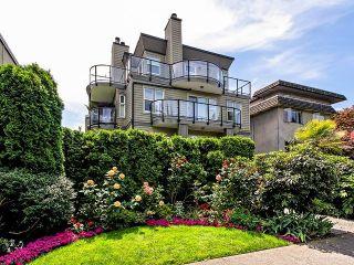 Photo 1: # 6 1966 YORK AV in Vancouver: Kitsilano Townhouse for sale (Vancouver West)  : MLS®# V1017836