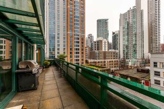 "Photo 5: 801 289 DRAKE Street in Vancouver: Yaletown Condo for sale in ""PARKVIEW TOWER"" (Vancouver West)  : MLS®# R2234032"