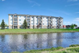 Photo 44: 204 300 Edwards Way NW: Airdrie Apartment for sale : MLS®# A1111430