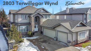 Photo 5: 2803 Terwillegar Wynd in Edmonton: Zone 14 House for sale : MLS®# E4232845