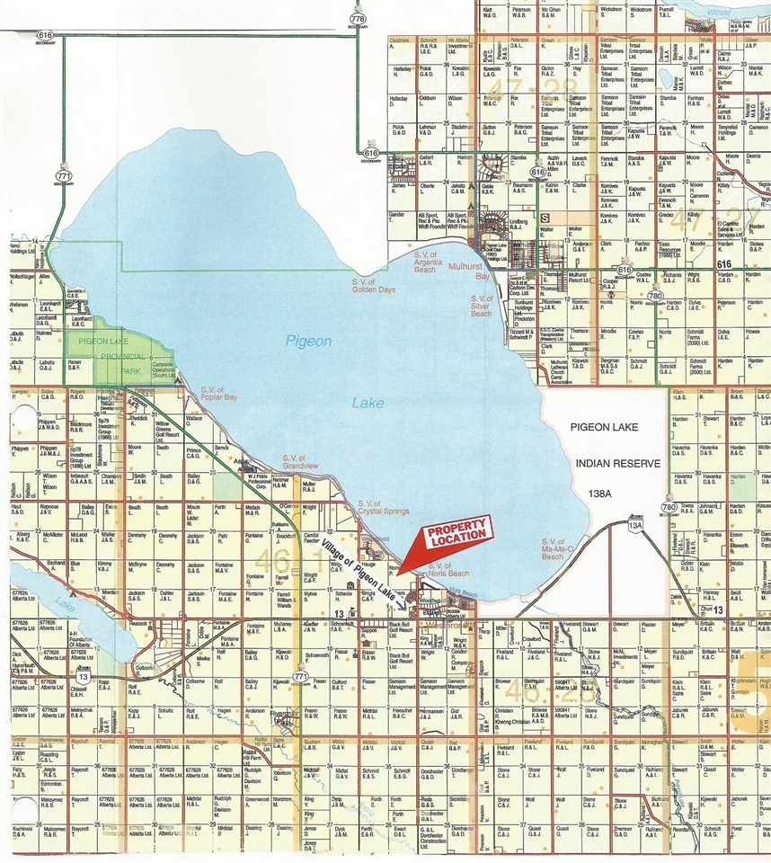 Main Photo: TBD Crystal Key Crescent: Rural Wetaskiwin County Rural Land/Vacant Lot for sale : MLS®# E4212671