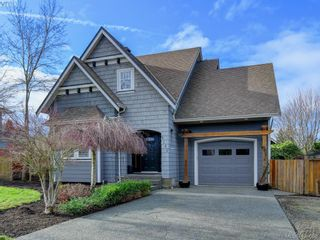 Photo 1: 4142 Auldfarm Lane in VICTORIA: SW Strawberry Vale House for sale (Saanich West)  : MLS®# 832601