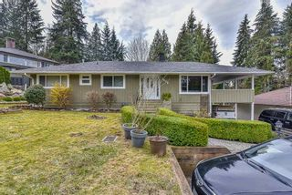 Photo 1: 1018 GATENSBURY ROAD in Port Moody: Port Moody Centre House for sale : MLS®# R2546995