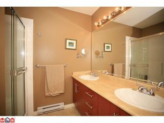 """Photo 7: 34 20460 66TH Avenue in Langley: Willoughby Heights Townhouse for sale in """"Willow Edge"""" : MLS®# F1201114"""