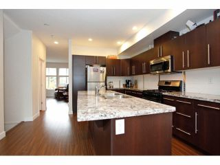 "Photo 15: 111 18199 70TH Avenue in Surrey: Cloverdale BC Townhouse for sale in ""AUGUSTA"" (Cloverdale)  : MLS®# F1425143"