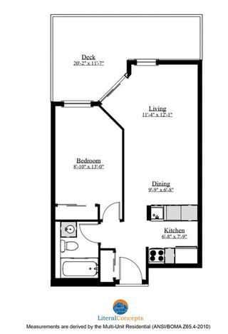 """Photo 3: 109 1080 PACIFIC Street in Vancouver: West End VW Condo for sale in """"THE CALIFORNIAN"""" (Vancouver West)  : MLS®# R2541335"""