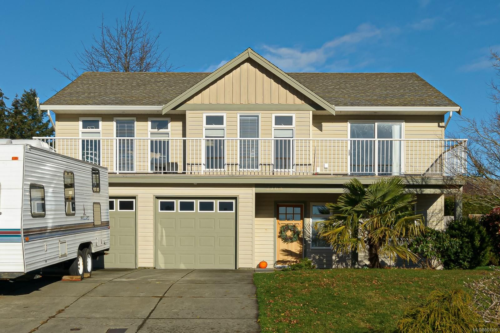 Main Photo: 2168 Cardinal Pl in : CV Comox (Town of) House for sale (Comox Valley)  : MLS®# 861208