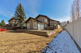 Photo 42: 758 WHEELER Road W in Edmonton: Zone 22 House for sale : MLS®# E4238532