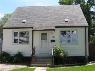 Photo 1: 1232 Windermere Avenue in WINNIPEG: Manitoba Other Residential for sale : MLS®# 1012947