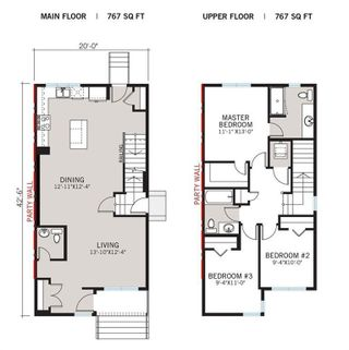 Photo 2: 9028 52 Street NE in Calgary: Saddle Ridge Semi Detached for sale : MLS®# C4210514