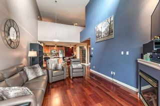 """Photo 3: A424 2099 LOUGHEED Highway in Port Coquitlam: Glenwood PQ Condo for sale in """"SHAUGHNESSY SQUARE"""" : MLS®# R2180378"""