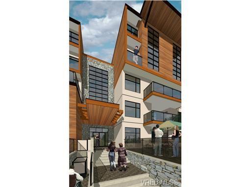 Main Photo: 414 4000 Shelbourne St in VICTORIA: SE Mt Doug Condo for sale (Saanich East)  : MLS®# 660374
