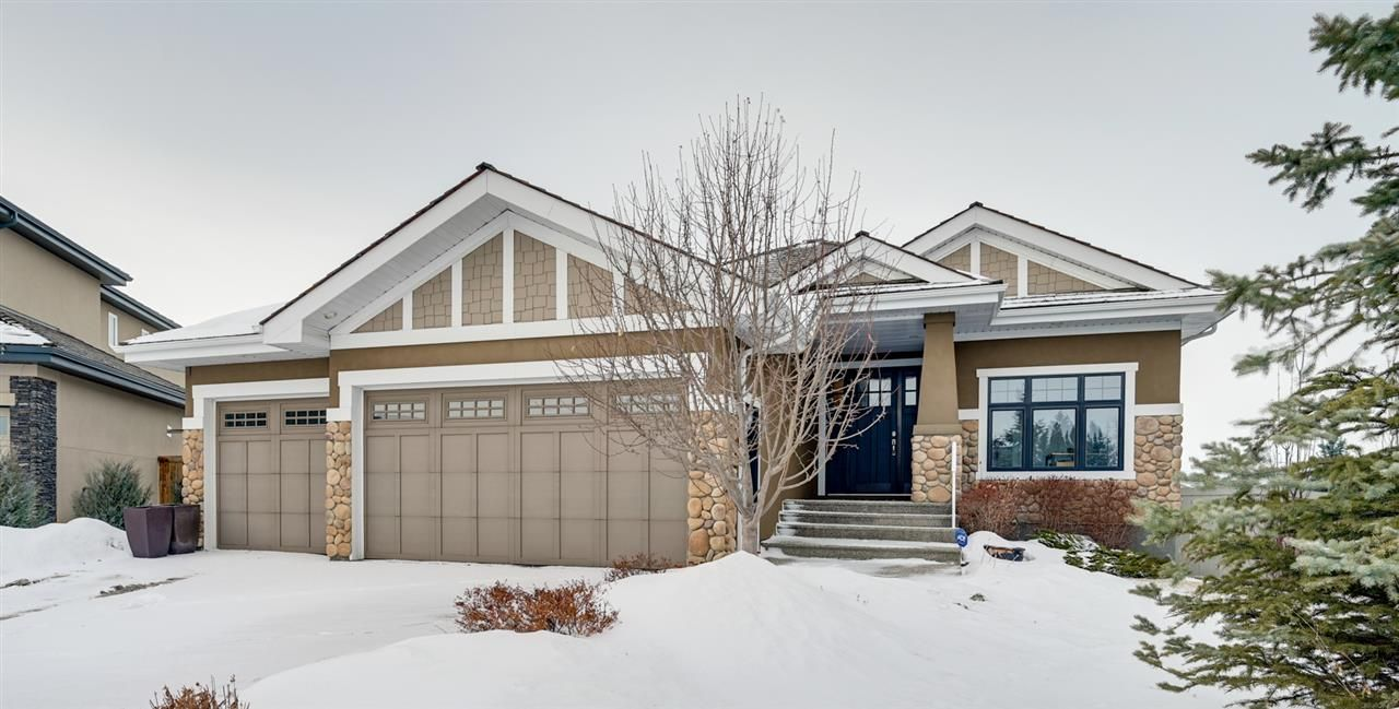 Main Photo: 3707 Cameron Heights Pl in Edmonton: House for sale