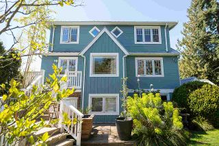 Photo 1: 7125 BLENHEIM Street in Vancouver: Southlands House for sale (Vancouver West)  : MLS®# R2572319