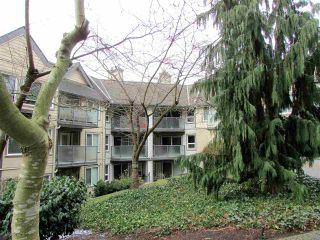 """Photo 1: 403 6707 SOUTHPOINT Drive in Burnaby: South Slope Condo for sale in """"Mission Woods"""" (Burnaby South)  : MLS®# R2142149"""
