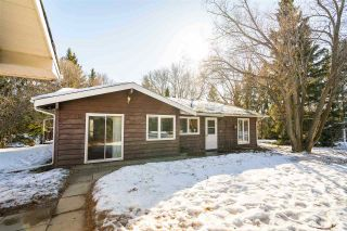 Main Photo: 5 CRESTVIEW Drive: Rural Sturgeon County House for sale : MLS®# E4229716