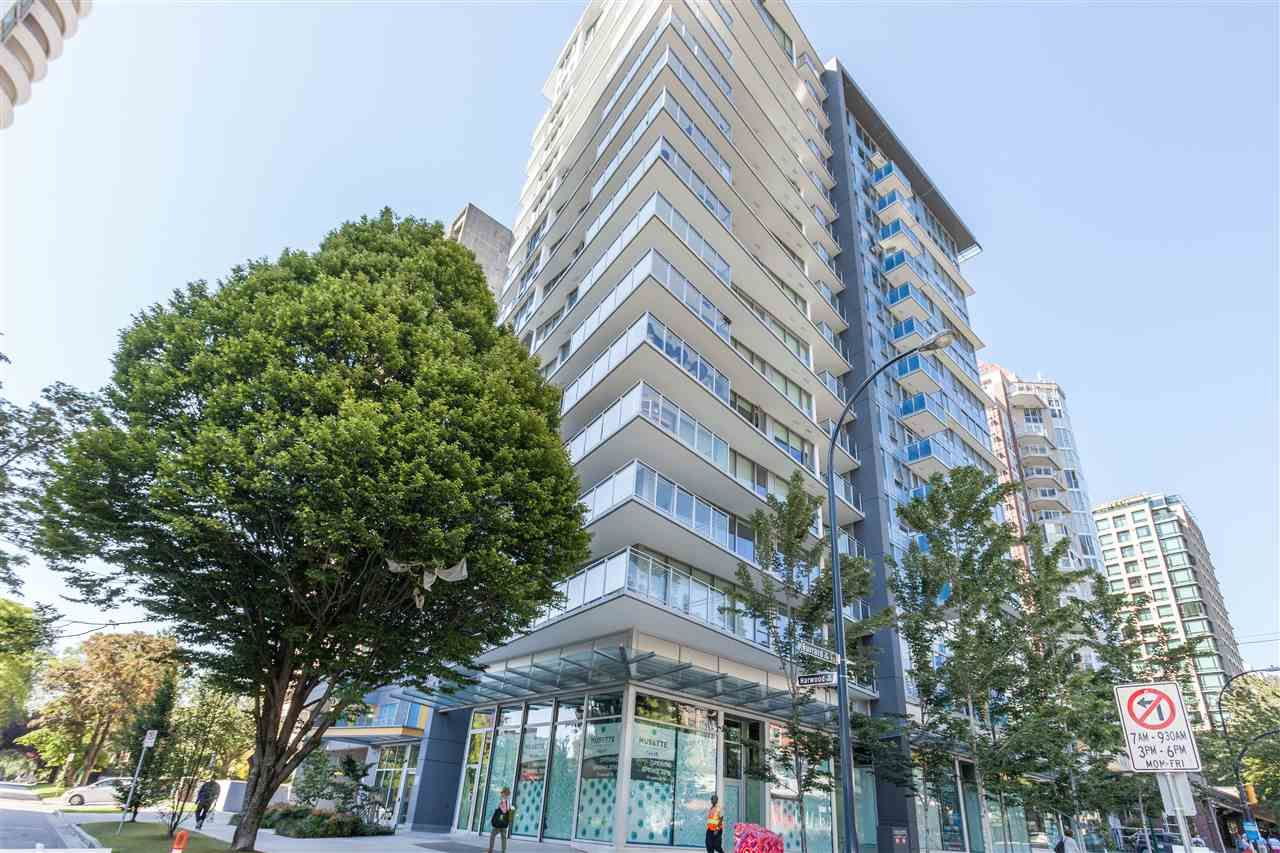 "Main Photo: 1805 1009 HARWOOD Street in Vancouver: West End VW Condo for sale in ""MODERN"" (Vancouver West)  : MLS®# R2086833"