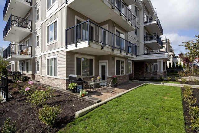 Main Photo: 103 22290 NORTH Avenue in Maple Ridge: West Central Condo for sale : MLS®# R2138722