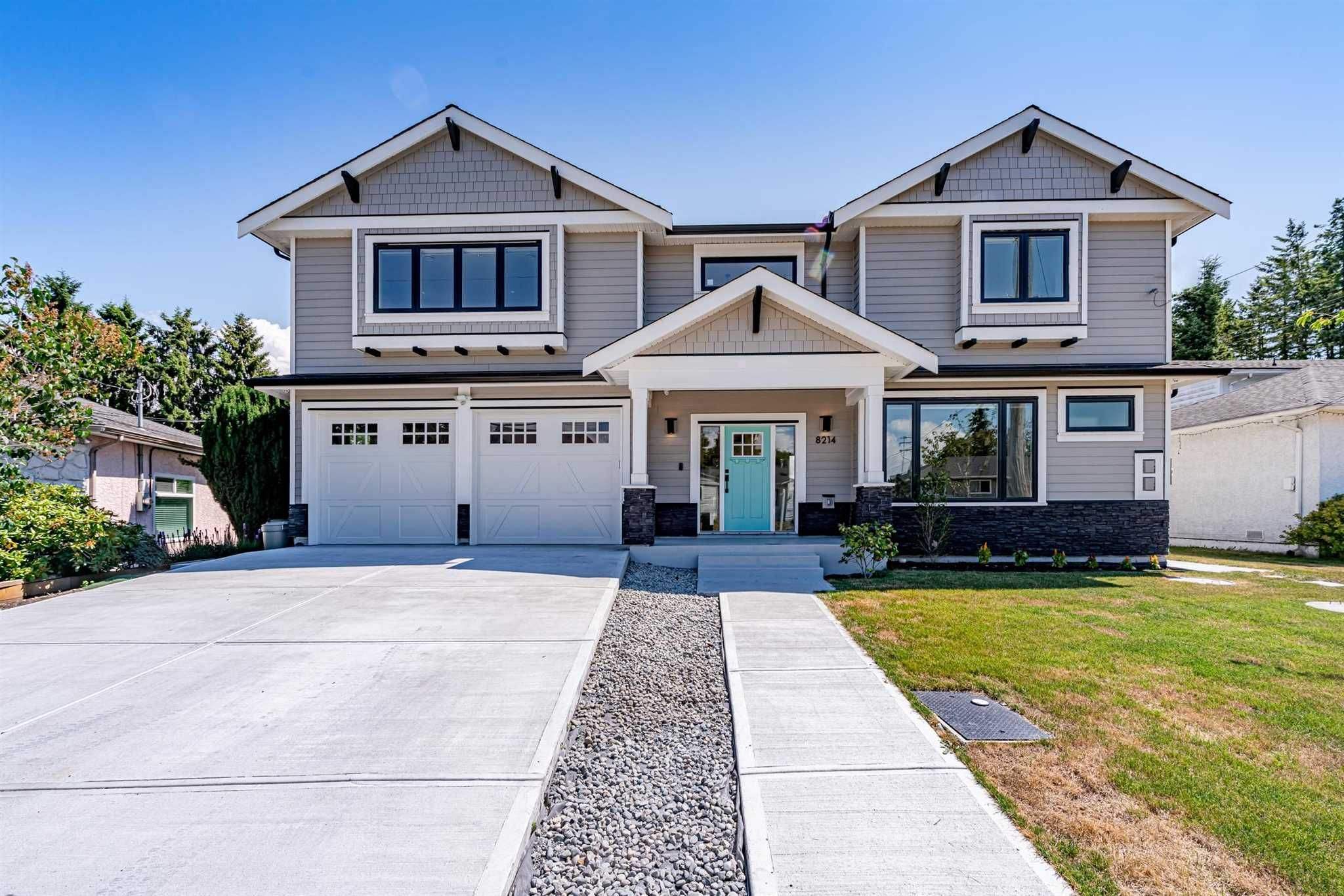 Main Photo: 8214 WADHAM Drive in Delta: Nordel House for sale (N. Delta)  : MLS®# R2605224