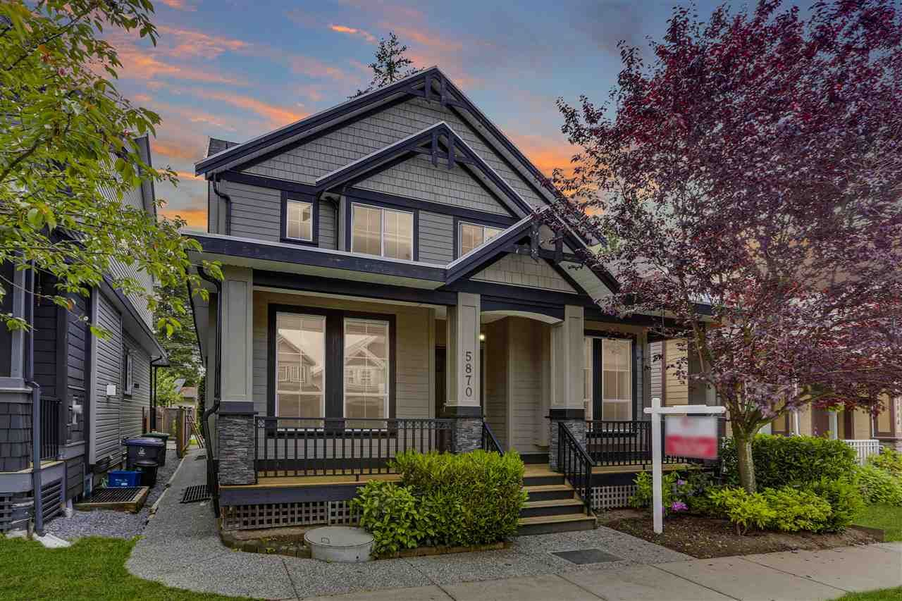"""Main Photo: 5870 131A Street in Surrey: Panorama Ridge House for sale in """"West Newton Park"""" : MLS®# R2459473"""
