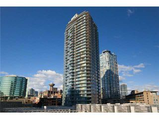 Photo 2: # 2707 188 KEEFER PL in Vancouver: Downtown VW Condo for sale (Vancouver West)  : MLS®# V1033869
