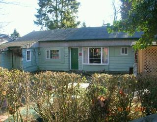"""Photo 1: 1649 MCBRIDE Street in North Vancouver: Norgate House for sale in """"NORGATE"""" : MLS®# V628492"""