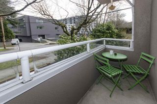 "Photo 16: 204 526 W 13TH Avenue in Vancouver: Fairview VW Condo for sale in ""Sungate"" (Vancouver West)  : MLS®# R2148723"