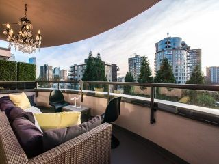 Photo 1: 1003 1265 BARCLAY STREET in Vancouver: West End VW Condo for sale (Vancouver West)  : MLS®# R2239571